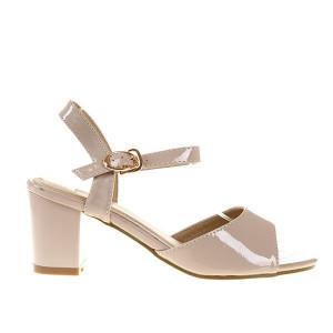 Sandale cu toc Lia Maria