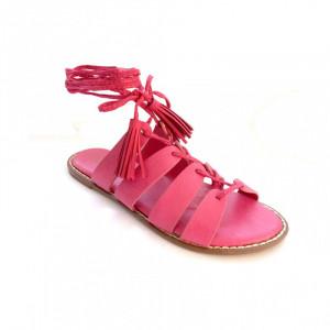 Sandale Dama, COLY, Fuxia