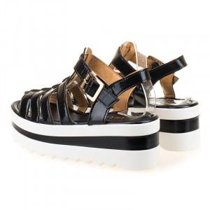 Sandale Dama de Zi Adria Blk