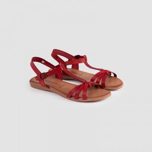 Sandale dama, GENEVA , Rosu