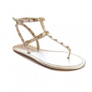 Sandale Dama, MYA, Argintiu