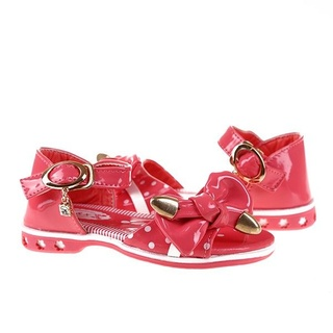 Sandale fete Ceila corai
