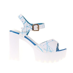 Sandale la moda Bluemarine
