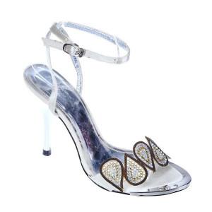 Sandale ocazie Sofia beige