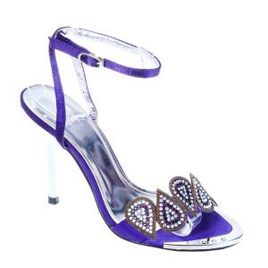 Sandale ocazie Sofia viola