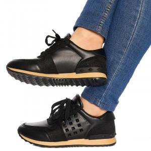 Sneakers Adelle negru