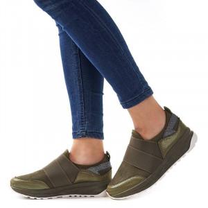 Sneakers Gabriela verde
