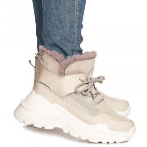 Sneakers Paris bej