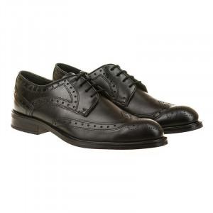 Pantofi oxford din piele naturala Italia Alberto