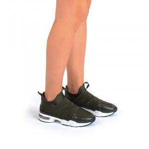 Sneakers stil dolce&gabbana verde Alma