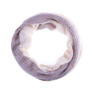 Fular circular Impa beige khaki