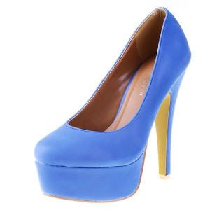 Pantofi Annaliz blue