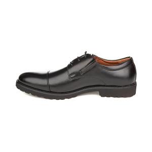 Pantofi barbati office cu talpa groasa Martin negru