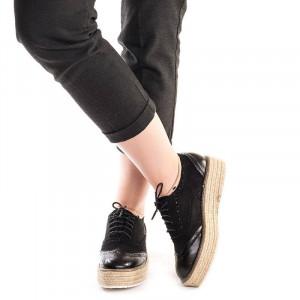 Pantofi casual oxford Eva