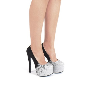 Pantofi cu platforma Adria