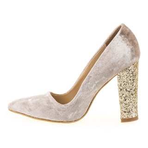 Pantofi de ocazie din velur Amalia