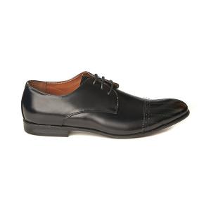 Pantofi office barbati cu șiret Andrew negru