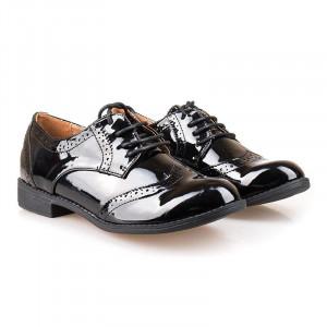 Pantofi office din lac Leta Matar