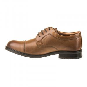 Pantofi office din piele naturala Italia Adams