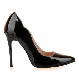 Pantofi stiletto Abelle blk