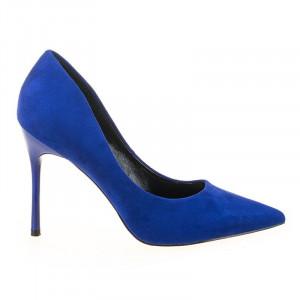Pantofi stiletto blue Mia