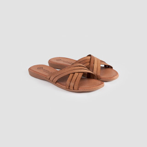 Papuci dama, LELIA, Camel