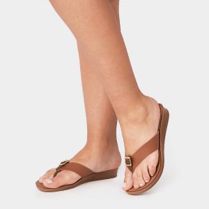 Papuci Dama MILA, Maron