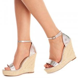 Sandale cu platforma Sarita