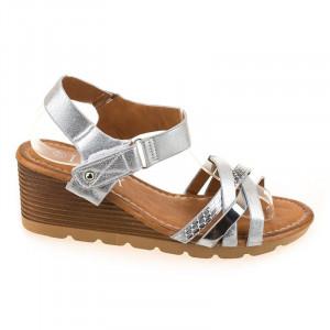 Sandale cu platforma usoara de vara Mara