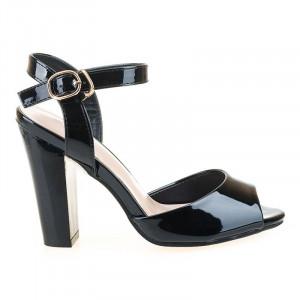 Sandale cu toc Melania