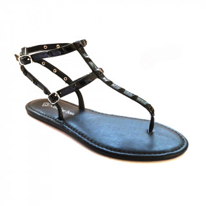 Sandale Dama, MYA, Negru