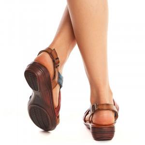 Sandale usoare cu talpa joasa Camelia
