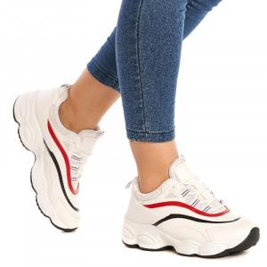 Sneakers dama Bonnie rosu