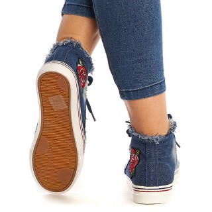 Tenesi din jeans Marta