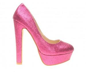 Pantofi Glitter Daisy