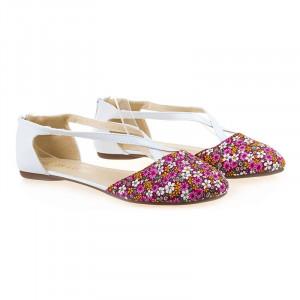 Balerini trendy Emilia rosii