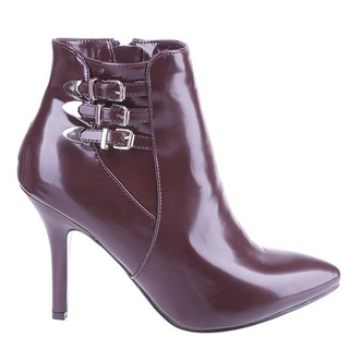 Botine elegante stiletto Liliana