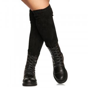 Cizme peste genunchi Selena