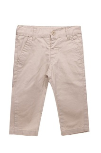 Pantaloni baieti beige Quick