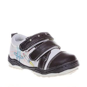 Pantofi copii Bob negru/beige marimi 21-26