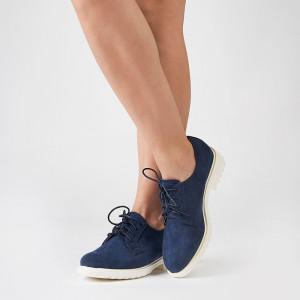 Pantofi Dama BETTY, Navy