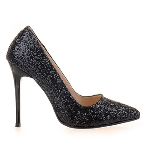 Pantofi elegant glitter Abelle