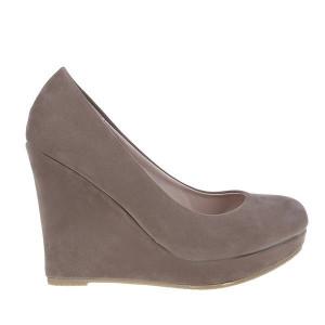 Pantofi Madina khaki