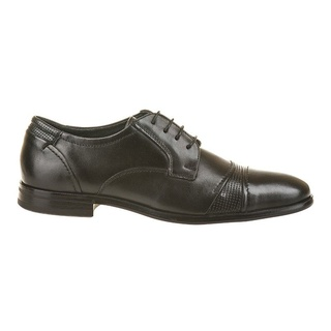 Pantofi office din piele naturala Italia Biaggio