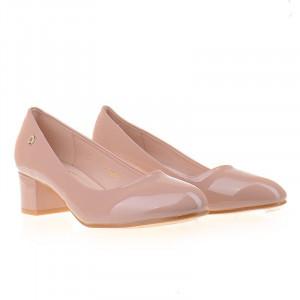 Pantofi office nude Bianca