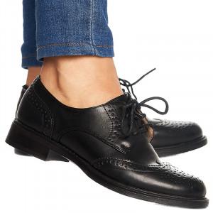 Pantofi office oxford Melania