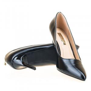 Pantofi stiletto Ame blk