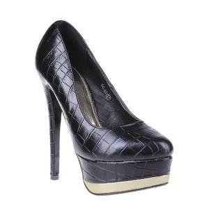 Pantofi toc inalt Naya