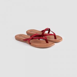 Papuci dama, GIA, Rosu