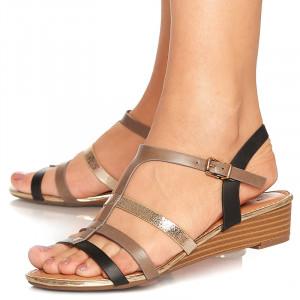 Sandale cu talpa joasa Benita